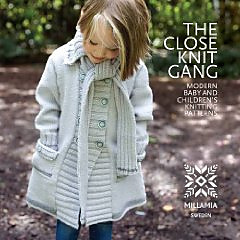 646eb39f3341f Ravelry  The Close Knit Gang  Modern Baby and Children s Knitting ...