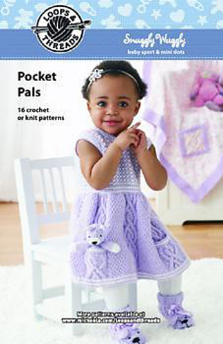 Ravelry: Loops & Threads, Snuggly Wuggly: Pocket Pals - patterns