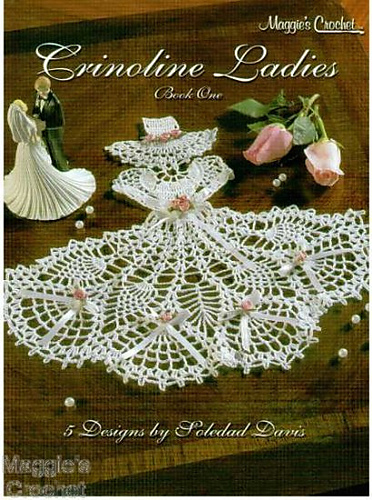 Ravelry: Maggie\'s Crochet L016, Crinoline Ladies Book One - patterns