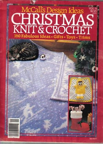 Ravelry Mccalls Design Ideas Vol 9 Christmas Knit And Crochet