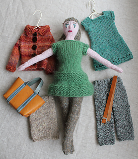 Knitting Patterns For Toy Dolls : Ravelry: knit doll keito - patterns
