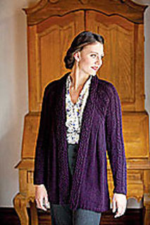 Nora's Sweater pattern by Pam Powers