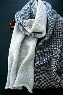 Arctic Wrap pattern by Purl Soho