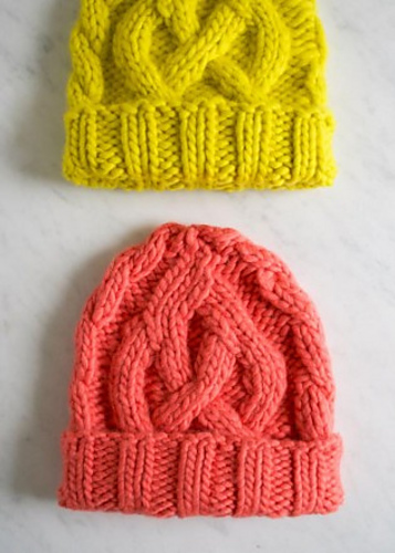 Ravelry Traveling Cable Hat Pattern By Purl Soho