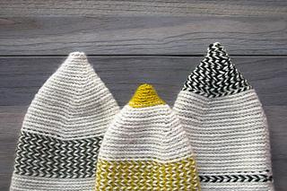 4058b272c5b Ravelry  Elfin Hats pattern by Purl Soho