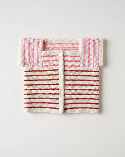 Ravelry: Little Baby Sweater pattern by Purl Soho