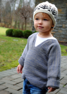 6bef8e0a9f1db2 Ravelry  Easy Pullover for Babies