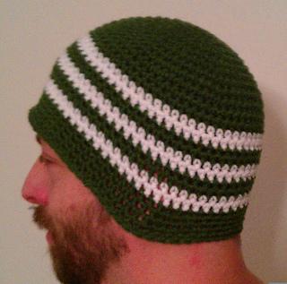 Ravelry  Flat Top Beanie Cap pattern by Teresa Richardson ffa24ed46b0