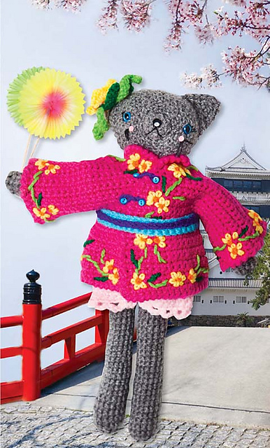 Ravelry Crochet Today Marapr 2013 Patterns