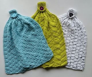 Crochet Kitchen Towel Hanger Towel Image Jardimageco