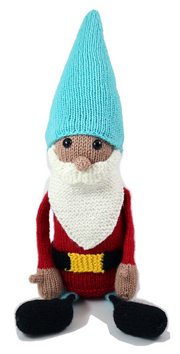 8d2df9178 Ravelry  Gilbert the Garden Gnome pattern by Rebecca Danger