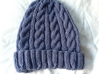 Ravelry  Marianna s Cabled Hat pattern by marianna mel e3900a4d7b0