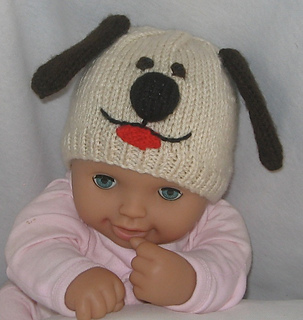 31393c7c0d3 Ravelry  Cat   Dog Beanies   Hats pattern by Rian Anderson