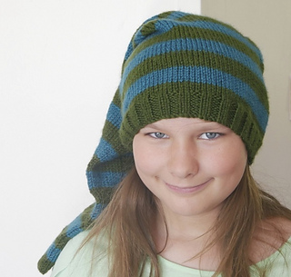 c81e9dd73b8 Ravelry  Stocking Hat – for gnomes   pirates pattern by Rian Anderson