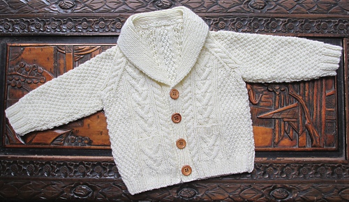 Wee Aran Pattern By Rian Anderson Ravelry