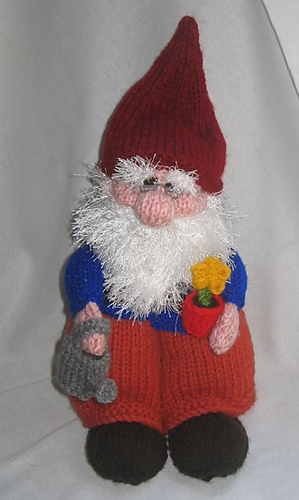 Ravelry Gnome Tea Cosy And Toy Gnome Pattern By Rian Anderson