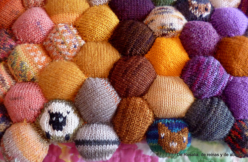 Ravelry: Rosalias' Of queens and bees.
