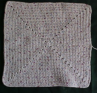 Ravelry: Easy Crocheted Throw Pillow Sham pattern by Rose ...
