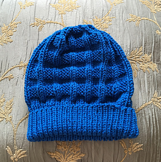 30b7f367b34 Ravelry  Belt Welt Hat pattern by Gretchen Tracy