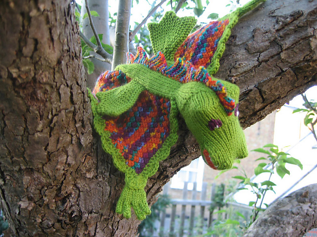 Ravelry Dragon Pattern By Ruth Bramley