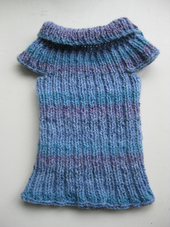 Ravelry Roundabout Worsted Ribbed Child S Top Pattern By