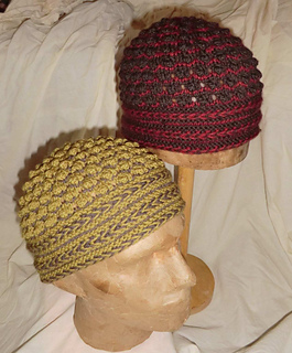 e6b614d9512 Ravelry  Willendorf Hat pattern by Sally Pointer  Wicked Woollens