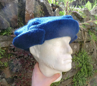 f95a60ac073 Ravelry  Prince Arthur s Hat pattern by Sally Pointer  Wicked Woollens