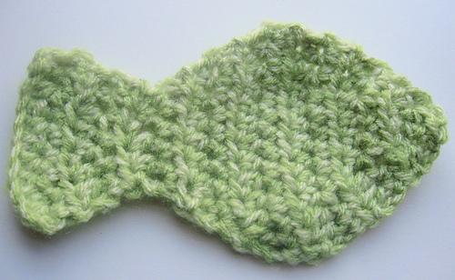 Ravelry Easy Crochet Fish Applique Pattern By Laura Hooker