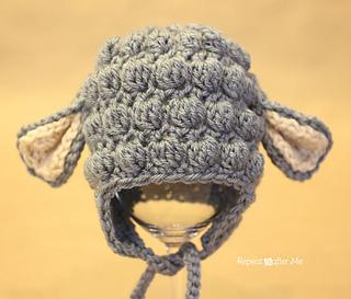 Ravelry  Lamb Hat pattern by Sarah Zimmerman fd9740a53f6