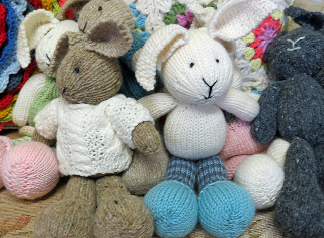 Ravelry Free Knitting Patterns For Toys Ravelry Spring Flared