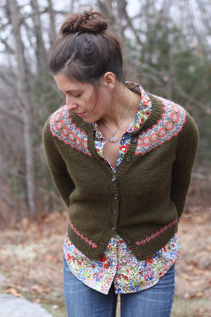 Knit A Lopi Sweater With Us Knitting And Crochet Techniques From