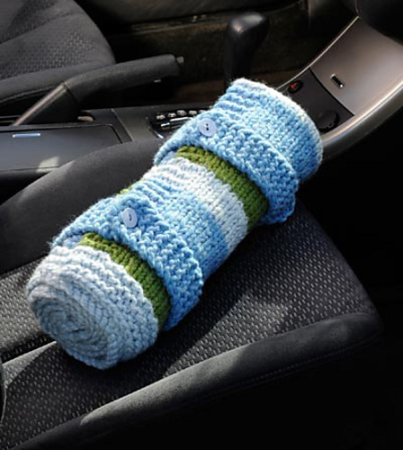 Ravelry Compact Car Blanket Pattern By Lion Brand Yarn