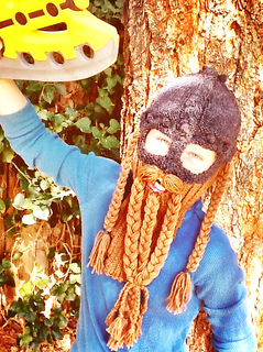 811a0e4c5b7 Ravelry  Dwarven Battle Bonnet 2 pattern by Sally Pointer  Wicked ...