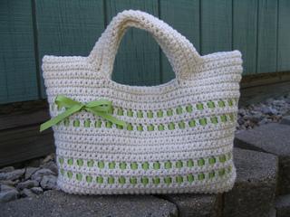 7119e09d5ec1 Ravelry  Starling Handbag pattern by Alice Merlino