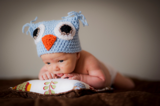 efd83b603 Ravelry: Tweedy Owl Hat pattern by Breanna Krueger
