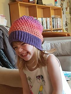af9263ecb06 Ravelry  Color Fusion Hat pattern by Kristine Mullen