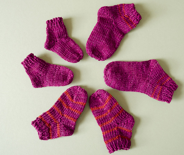 38 Crochet Sock Patterns - The Funky Stitch