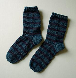 Ravelry: Toe-Up Toddler Socks pattern by Sheila Toy Stromberg