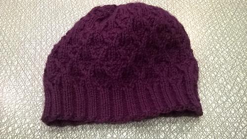Ravelry Wickerwork Hat Pattern By Gretchen Tracy