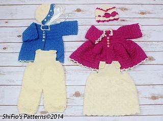 5e93b9545958 Ravelry  ShiFio s Patterns - patterns