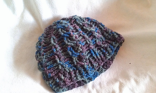 Ravelry  cool crochet cable crochet hat pattern by Helen Gartner f032ef72b4d