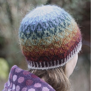 cdc8798ed0fd8a Ravelry: A Motley Hat pattern by Sarah Martell