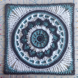 Ravelry Dream Circle Square And Mandala Pattern By