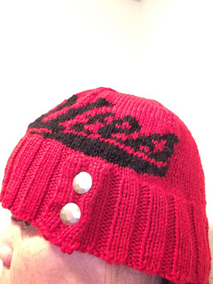 217034820af Ravelry  University of Utah Button Beanie Kit pattern by Melanie Cross