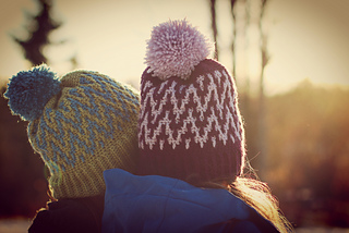 bc5e213d7c78f Ravelry: Up Early - Up North Hat pattern by Martin Up North