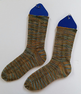 & Ravelry: Little Tent Socks pattern by Paula McKeever