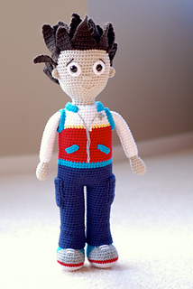 Ravelry Ryder From Paw Patrol Pattern By Nipiti