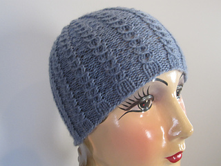 Ravelry  Mock Cable Hat pattern by Mel-Tran Designs c9797398691