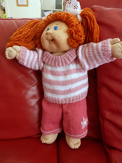 Ravelry  Cabbage Patch Doll Clothes pattern by Jessica Tromp 743dc904e80