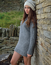 Tempest_-_alpaca_cotton_worn_with_smoky_baby_alpaca_dk_small_best_fit